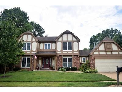 ST CHARLES Single Family Home For Sale: 2013 Willow Trail