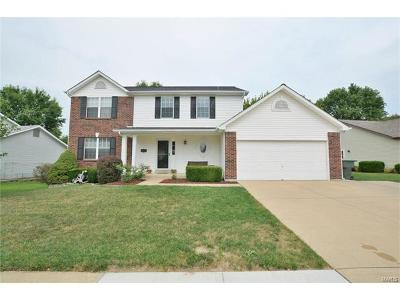 St Peters Single Family Home For Sale: 37 Spanish Trail