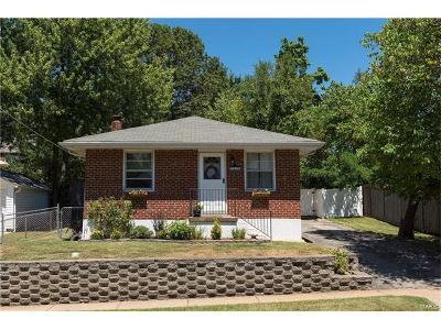 Single Family Home For Sale: 7415 Williams Avenue