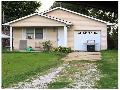 Granite City Single Family Home For Sale: 1178 Saint Thomas Road