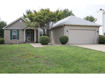 Shiloh Single Family Home For Sale: 3240 Hunters Way