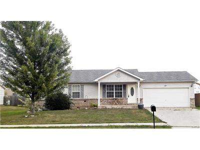 Wright City MO Single Family Home For Sale: $143,000