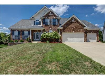O Fallon Single Family Home For Sale: 29 Clear Meadows Court