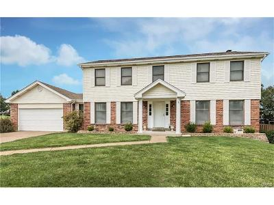 St Peters Single Family Home For Sale: 8 Pear Tree Court