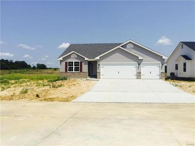Wright City MO Single Family Home For Sale: $172,900