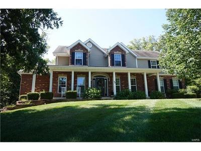 St Charles County Single Family Home For Sale: 49 Schaper Oaks Court