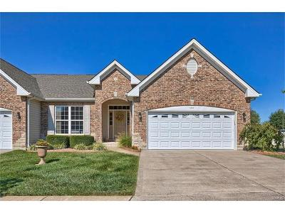 ST CHARLES Single Family Home Contingent w/Kickout: 4147 Shepherds Hill Circle