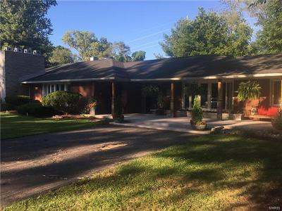 Single Family Home For Sale: 122 Country Club Lane
