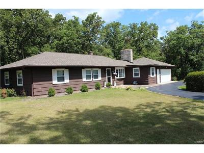 Warrenton, Wright City Single Family Home For Sale: 1 Hawthorne Drive