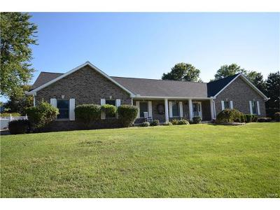 Maryville Single Family Home For Sale: 1001 Saddlewood Drive