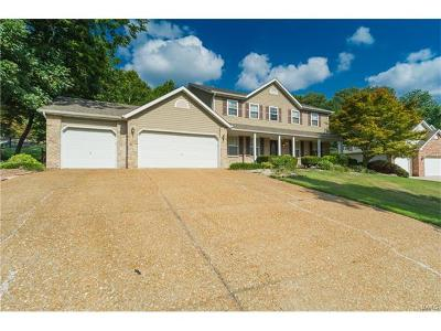 Collinsville Single Family Home For Sale: 403 Crestwood Estates Drive