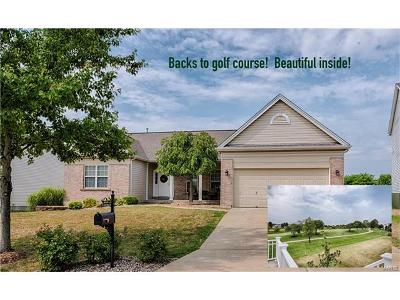 O Fallon Single Family Home For Sale: 771 Cypress Knoll
