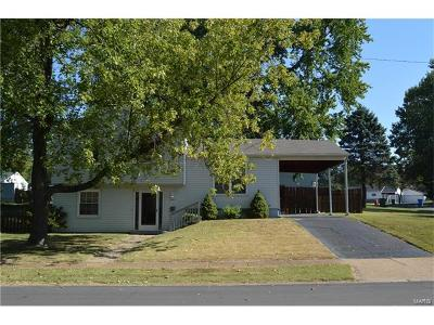 Florissant Single Family Home For Sale: 2345 Teakwood Manor Drive