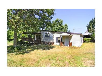Scott City Single Family Home For Sale: 1976 Roth Drive
