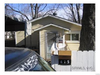 Alton IL Single Family Home For Sale: $39,900