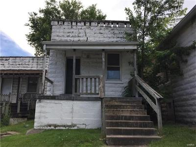 St Louis City County Single Family Home For Sale: 8445 Lowell