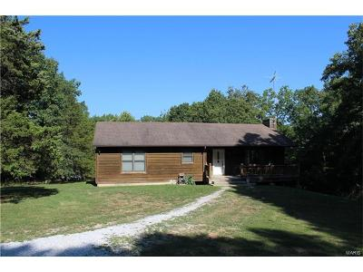 Lincoln County, St Charles County, St Louis City County, St Louis County, Warren County Farm For Sale: 27467 State Hwy Ee