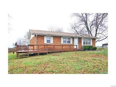 Scott City Single Family Home For Sale: 1974 Roth Drive