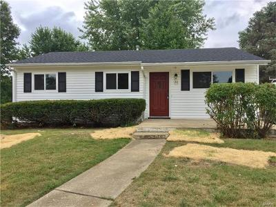 Wentzville Single Family Home For Sale: 24 Warsen Avenue
