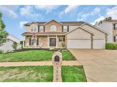 St Louis Single Family Home For Sale: 3119 Piney Pointe Drive