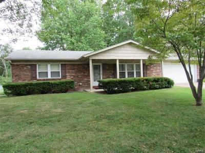 Madison County Single Family Home For Sale: 2347 Chadwick Drive