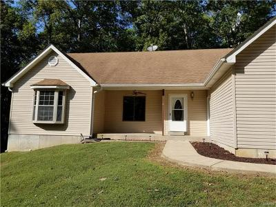 Lincoln County Single Family Home For Sale: 839 Piepers Corner