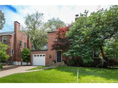 University City Single Family Home For Sale: 7620 Cornell Avenue