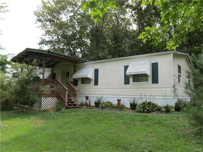 Wright City MO Single Family Home For Sale: $130,000