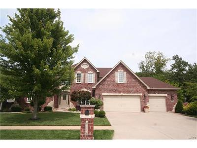 Wentzville Single Family Home Contingent No Kickout: 314 Parkview Manor Lane