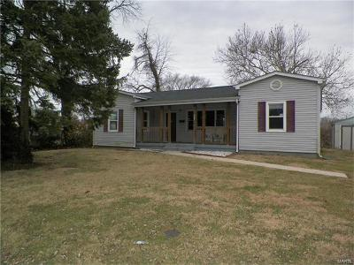 Belleville IL Single Family Home For Sale: $24,500