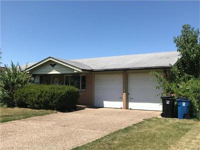 St Louis Single Family Home For Sale: 6837 Delma
