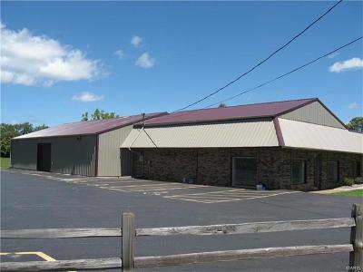 Commercial For Sale: 1477 East Rock Hill Road