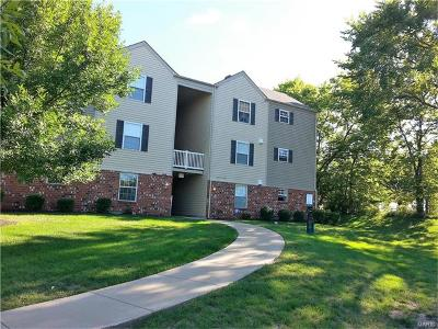 Lake St Louis Condo/Townhouse For Sale: 5121 Welsh Drive