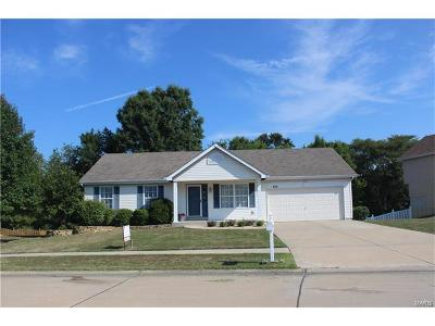 Wentzville Single Family Home For Sale: 635 Stone Bend