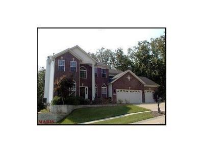 Eureka Single Family Home For Sale: 722 Hilltop Terrace Drive