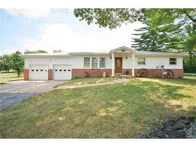 Wentzville Single Family Home For Sale: 4071 Highway P