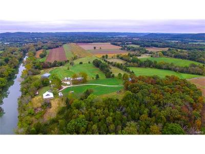 Jefferson County Farm For Sale: 9081 Silver Lane