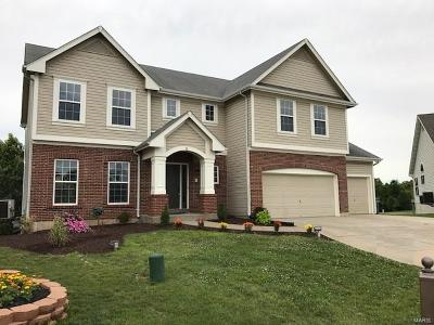 O Fallon Single Family Home For Sale: 5 Spring Orchard Court