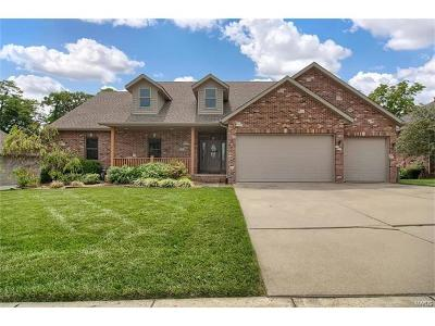 Single Family Home For Sale: 8553 Treybrooke Place