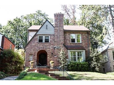 Single Family Home For Sale: 7434 University
