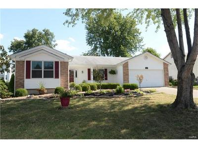 St Charles County Single Family Home Coming Soon: 4154 Burgess Hill