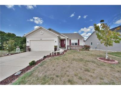 Foristell Single Family Home For Sale: 337 Huntleigh