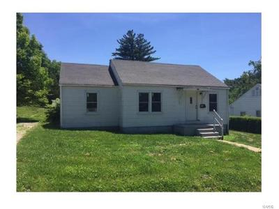 Warrenton, Wright City Single Family Home For Sale: 210 South West Street