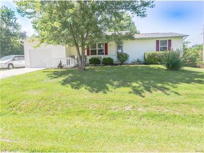 Single Family Home Contingent w/Kickout: 1401 Deer Run