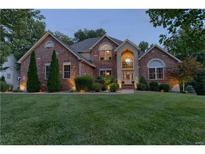 Maryville Single Family Home For Sale: 18 Stonebridge Crossing Drive