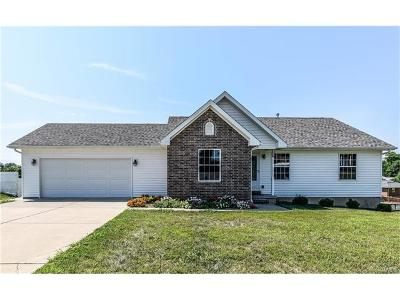 Single Family Home For Sale: 11622 Old Saint Charles Road