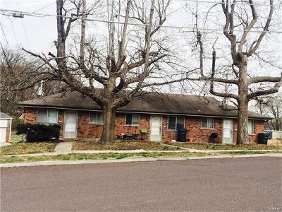 St Louis Multi Family Home For Sale: 7301 Murdoch Avenue