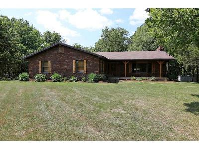 Warrenton MO Single Family Home For Sale: $169,900
