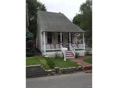 St Charles MO Single Family Home For Sale: $127,000