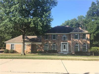 Chesterfield Rental For Rent: 17710 Drummer Ln